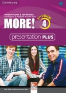 MORE! 2nd Level 4 Presentation Plus Interactive DVD-Rom (Puchta, H.)