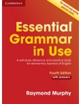 Essential Grammar In Use, 4th Edition Book with Key (Raymond Murphy)