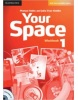 Your Space Level 1 Workbook with Audio CD - Pracovný zošit s audio CD (Hobbs, M., Julia Starr Keddle)