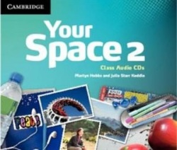 Your Space Level 2 Class Audio CDs (3) (Hobbs, M., Julia Starr Keddle)
