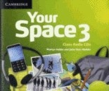 Your Space Level 3 Class Audio CDs (3) (Hobbs, M., Julia Starr Keddle)