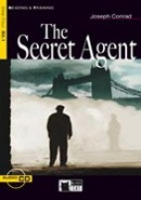 Black Cat 4 - Secret Agent + CD (Conrad, J.)