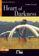 Black Cat 5 - Heart of Darkness + CD (Conrad, J.)