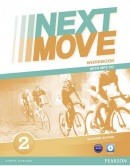 Next Move 2 Workbook + MP3 - Pracovný zošit (Suzanne Gaynor)