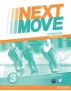Next Move 3 Workbook + MP3 - Pracovný zošit (Joe Kenna)