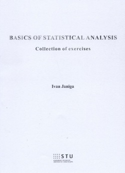 Basics of statistical analysis (Ivan Janiga)