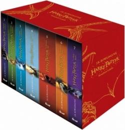Komplet 7ks Harry Potter 1-7 (Joanne K. Rowlingová)
