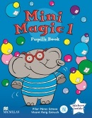 Mini Magic 1 Pupils Book (Esteve, P. P. - Estruch, V. R.)