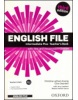 New English File, 3rd Edition Intermediate Plus Teacher's Book with Test and Assessment CD-ROM (Latham-Koenig, C. - Oxenden, C. - Seligson, P.)