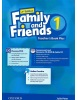 Family and Friends 2nd Edition Level 1 Teacher´s Book Plus - metodická príručka (Simmons, N. - Thompson, T. - Quintana, J.)
