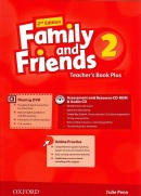 Family and Friends 2nd Edition Level 2 Teacher's Book Plus - metodická príručka (Simmons, N. - Thompson, T. - Quintana, J.)