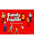 Family and Friends 2 Teacher´s Resource Pack (Simmons, N.)