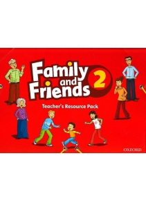 Family and Friends 2 Teacher's Resource Pack (Simmons, N.)
