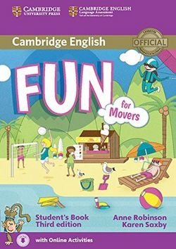 Fun for Movers Student's Book (Anne Robinson; Karen Saxby)