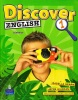 Discover English 1 Students Book CZ Edition - Učebnica (Wildman, J.)