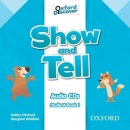 Show and Tell Level 1 Class Audio CDs (2) (Pritchard, G. - Whitfield, M.)