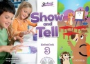 Show and Tell Level 3 Student Book(2019 Edition) (Pritchard, G. - Whitfield, M.)