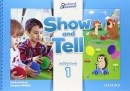 Show and Tell Level 1 Activity Book - Pracovný zošit (Pritchard, G. - Whitfield, M.)