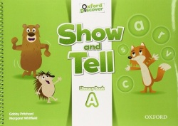 Show and Tell Level 2 Literacy Book (Pritchard, G. - Whitfield, M.)