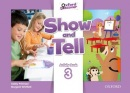 Show and Tell Level 3 Activity Book - Pracovný zošit (Pritchard, G. - Whitfield, M.)