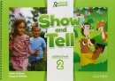 Show and Tell Level 2 Activity Book - Pracovný zošit (Pritchard, G. - Whitfield, M.)
