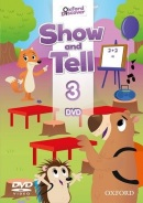 Show and Tell Level 3 DVD (Pritchard, G. - Whitfield, M.)