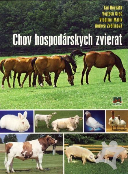 Chov hospodárskych zvierat (Kolektív)   kniha  c28a41e7ddf