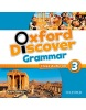 Oxford Discover 3 Grammar Class Audio CD (Koustaff, L. - Rivers, S. - Kampa, K. - Vilina, C. - Bourke, K. - Kimmel, C.)