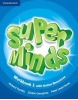 Super Minds Level 1 Workbook + Online Resources (Puchta, H.)
