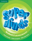 Super Minds Level 2 Workbook + Online Resources (Puchta, H.)