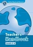 Oxford Read and Discover Levels 3-6 Teacher's Handbook (Geatches, H. - Advisor, C. - Clegg, J.)