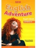 New English Adventure Starter B Pupil´s Book + DVD pack - učebnica (Cristiana Bruni, Tessa Lochowski)