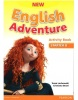 New English Adventure Starter B Activity Book + Songs CD - pracovný zošit (Christina Bruni, Tessa Lochowski)