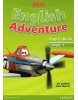 New English Adventure Level 1 Pupil´s Book + DVD pack - učebnica (Regin Raczynska, Cristiana Bruni)