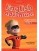 New English Adventure Level 2 Pupil´s Book + DVD pack - učebnica (Tessa Lochowski)