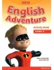 New English Adventure Level 2 Activity Book + Songs CD - pracovný zošit (Cristiana Bruni, Tessa Lochowski)