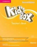 Kid's Box 2nd Edition Starter Teacher's book - Metodická príručka (Caroline Nixon, Michael Tomlinson)