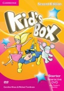 Kid's Box 2nd Edition Starter Interactive DVD with Teacher's Booklet (Caroline Nixon, Michael Tomlinson)