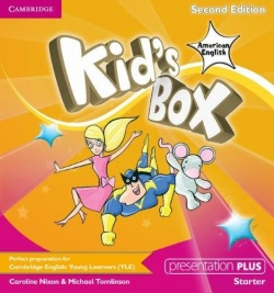 Kid's Box 2nd Edition Starter Presentation Plus DVD-ROM (Caroline Nixon, Michael Tomlinson)