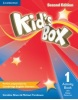 Kid's Box 2nd Edition Level 1 Activity Book with Online Resources (Michael Tomlinson, Caroline Nixon)
