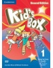 Kid's Box 2nd Edition Level 1 Interactive DVD with Teacher's Booklet (Caroline Nixon, Michael Tomlinson)