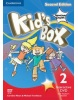 Kid's Box 2nd Edition Level 2 Interactive DVD with Teacher's Booklet (Michael Tomlinson, Caroline Nixon)