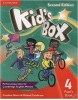 Kid's Box 2nd Edition Level 4 Pupil's Book - Učebnica (Caroline Nixon, Michael Tomlinson)
