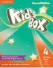 Kid's Box 2nd Edition Level 4 Activity Book with Online Resources (Michael Tomlinson, Caroline Nixon)