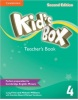 Kid's Box 2nd Edition Level 4 Teacher's Book - Metodická príručka (Caroline Nixon, Michael Tomlinson)