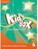 Kid's Box 2nd Edition Level 4 Class Audio CDs (3) (Michael Tomlinson, Caroline Nixon)