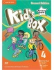 Kid's Box 2nd Edition Level 4 Interactive DVD with Teacher's Booklet (Caroline Nixon, Michael Tomlinson)
