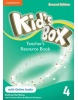 Kid's Box 2nd Edition Level 4 Teacher's Resource Book with Online Audio (Caroline Nixon, Michael Tomlinson)