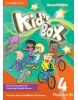 Kid's Box 2nd Edition Level 4 Flashcards - Obrázkové karty (Caroline Nixon, Michael Tomlinson)