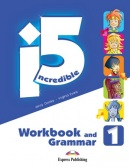 Incredible 5 Level 1 Workbook and Grammar - Pracovný zošit (Jenny Dooley, Virginia Evans)